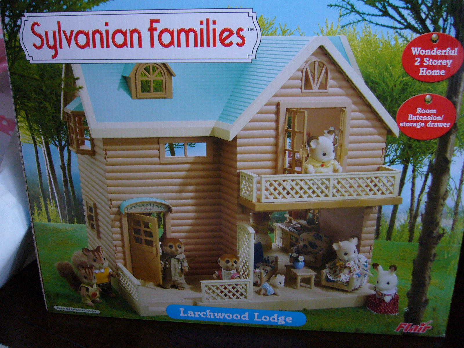【シルバニア】UK版 「ぶどうの森のおうち」 森のお家の新商品