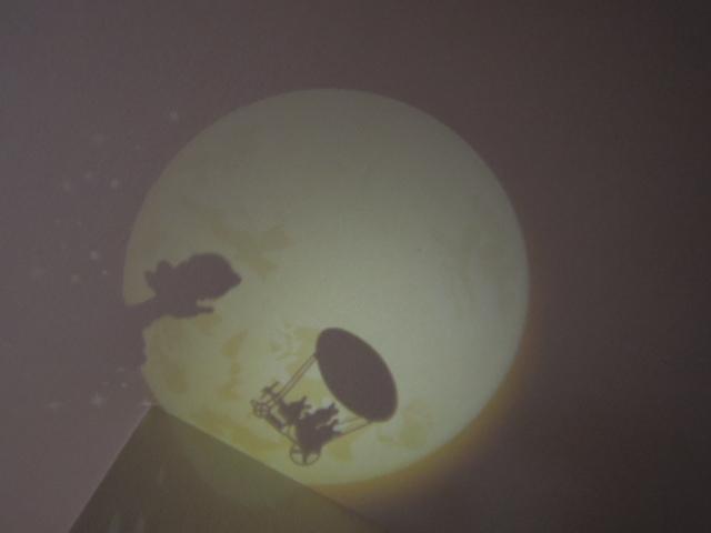 【シルバニア】星空の見える灯台のお家レビュー第3回~プラネタリウムが予想以上の出来栄~