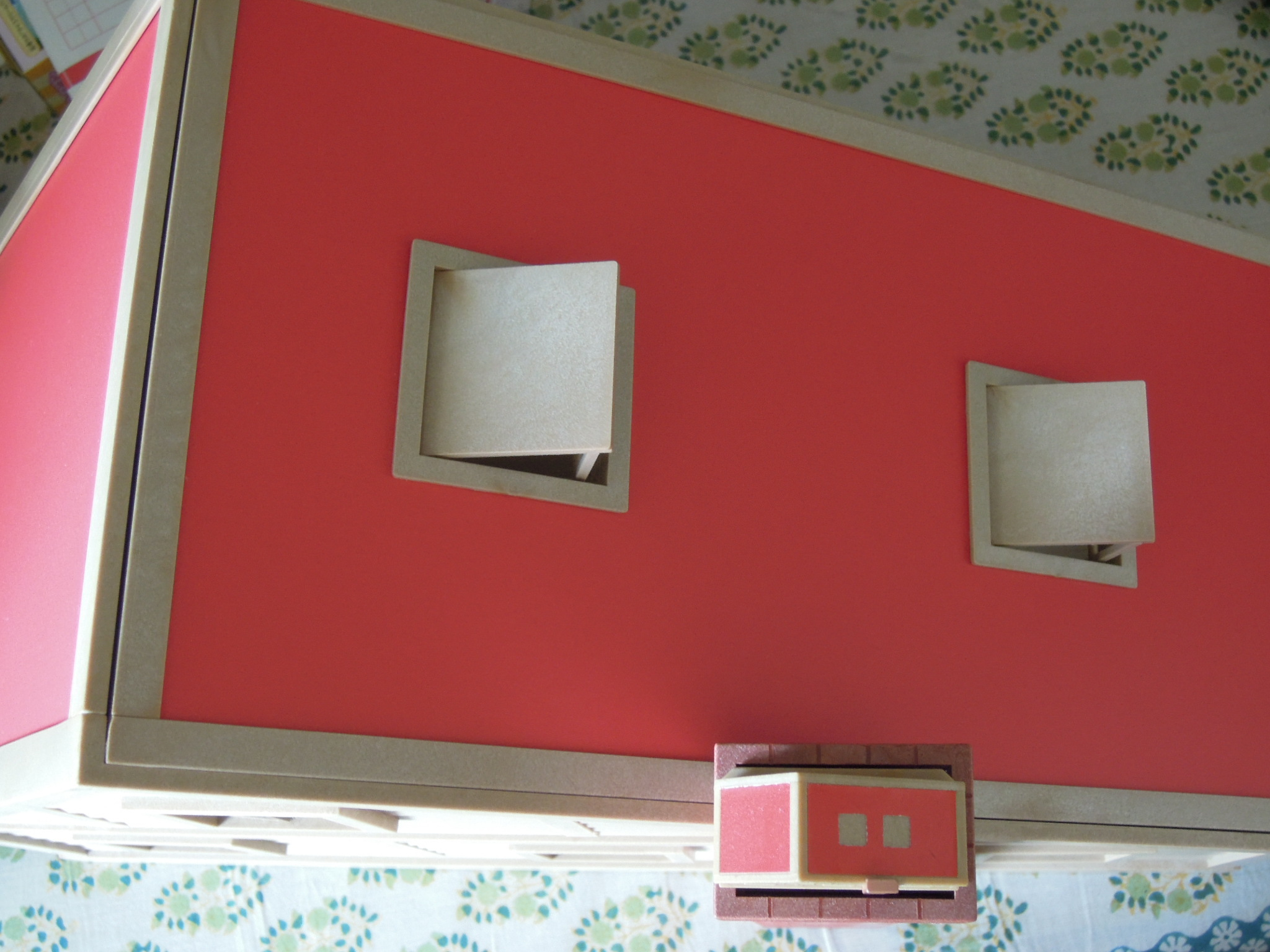【シルバニア】シルバニアのミニチュア よくよく見ると!小さな家発見!!どーこだ???